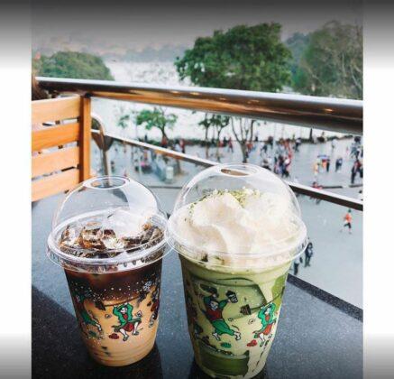 Highlands Coffee Saigon Trade 1