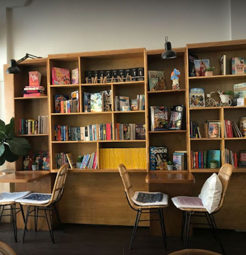 Immanu Coffee And Drinks - Cafe quận 6 đẹp