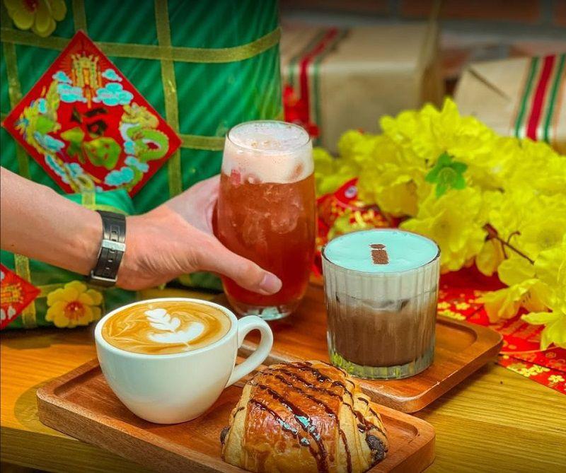 InFact Coffee Saigon 1