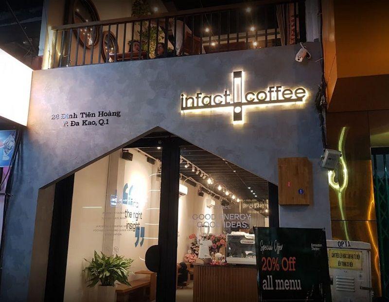 InFact Coffee Saigon 3