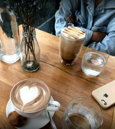 Infinity coffee 2