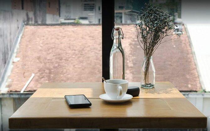Infinity coffee 5