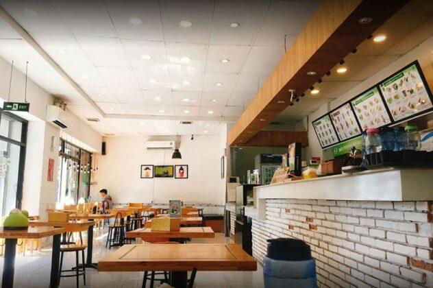 Japanit matcha coffee house 1