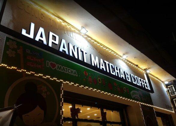 Japanit matcha coffee house 3