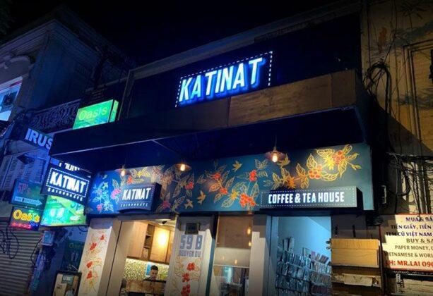 Katinat Saigon Kafe 2