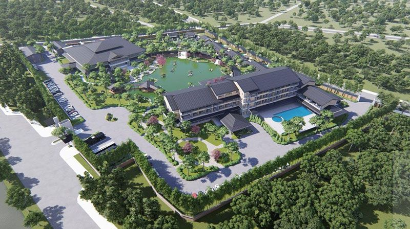 Kawara My An Onsen Resort 3