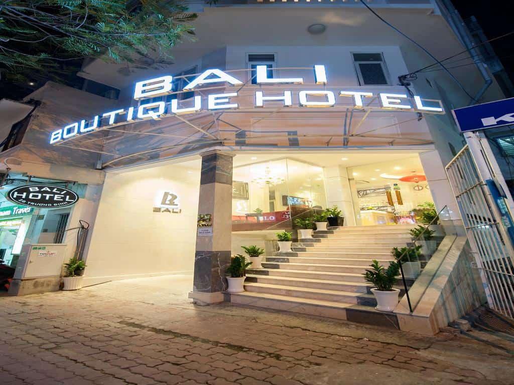 Khach San Bali Boutique 1