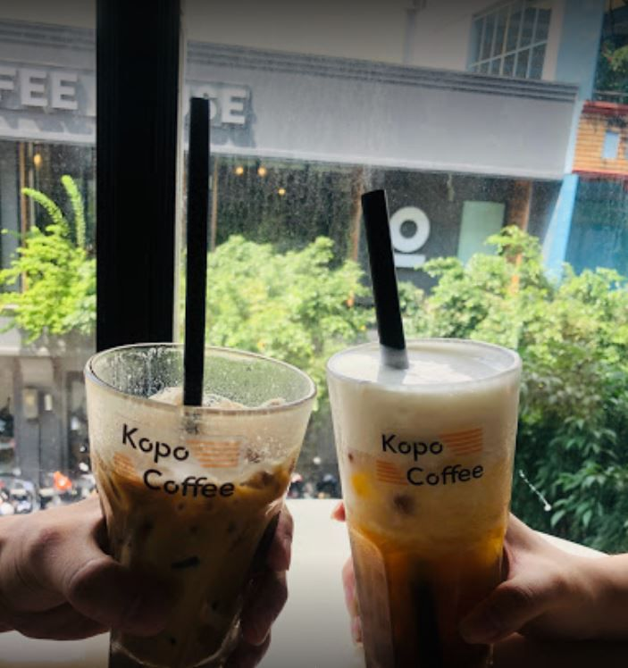 Kopos Desk Coffee Workshop 1