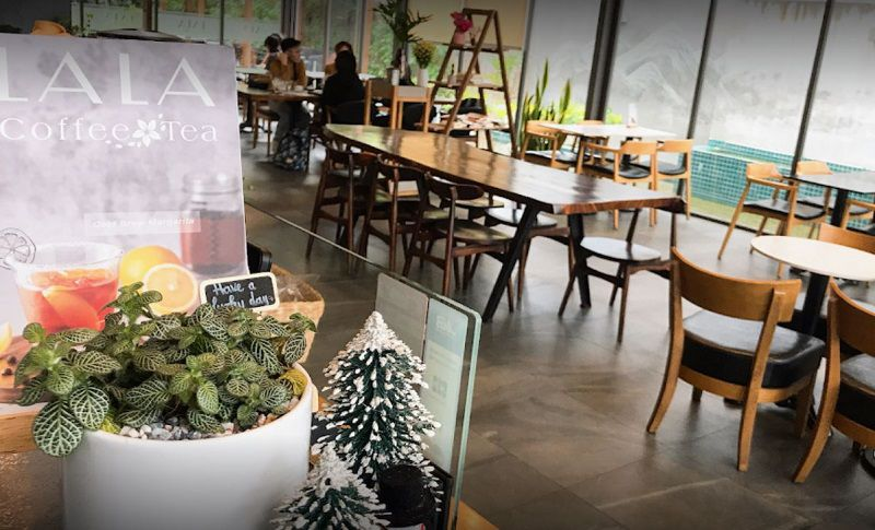 Lala Coffee & Tea - Quán cafe quận 4 đẹp