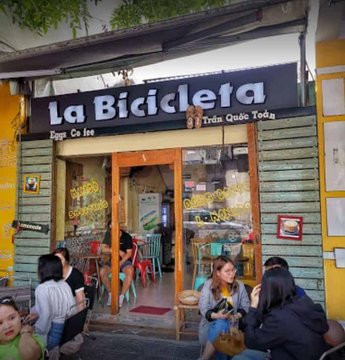 La Bicicleta cafe 3