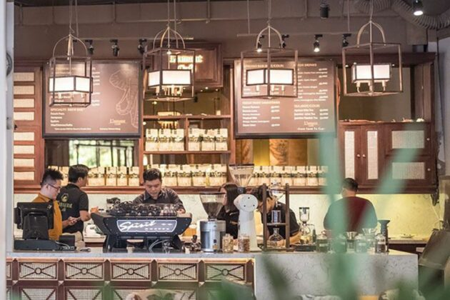Lamant Caffe nguyen hue 3