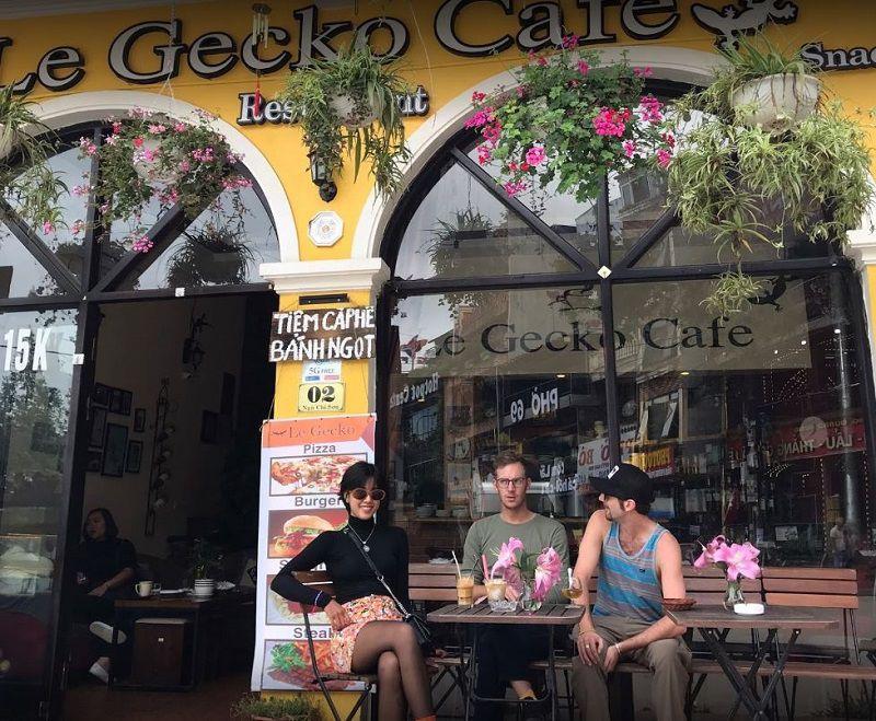 LeGecko Cafe sapa 1