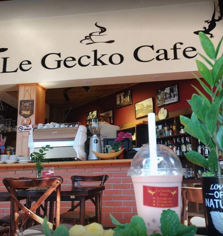 LeGecko Cafe sapa 3
