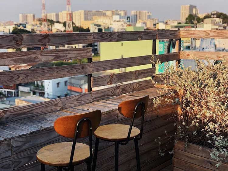Love Rosie Rooftop Cafe 1
