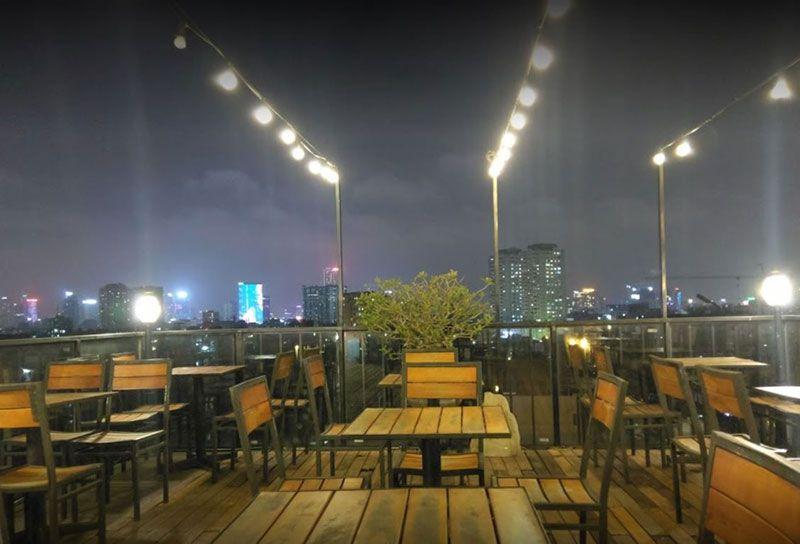 Lylagua Coffee Rooftop ha noi 3