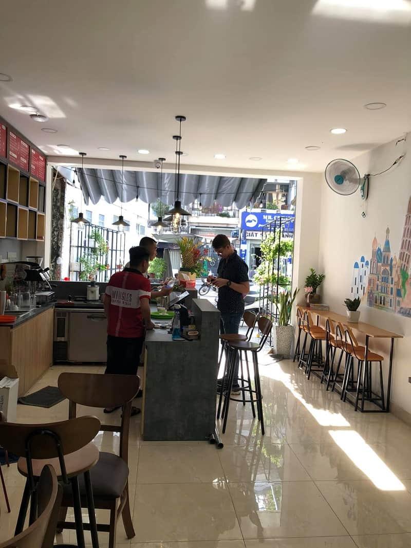 Mingles Coffee and Talk 6
