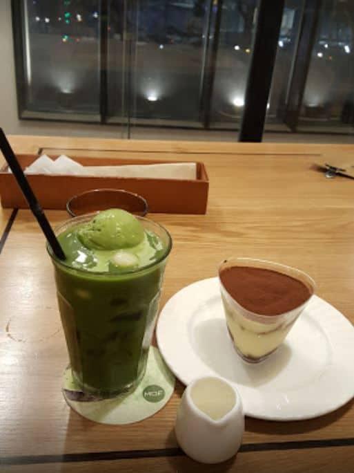 Mof Japanese Sweet Cafe 3