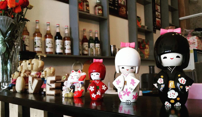 Mr. OBA Coffee cafe quan 3