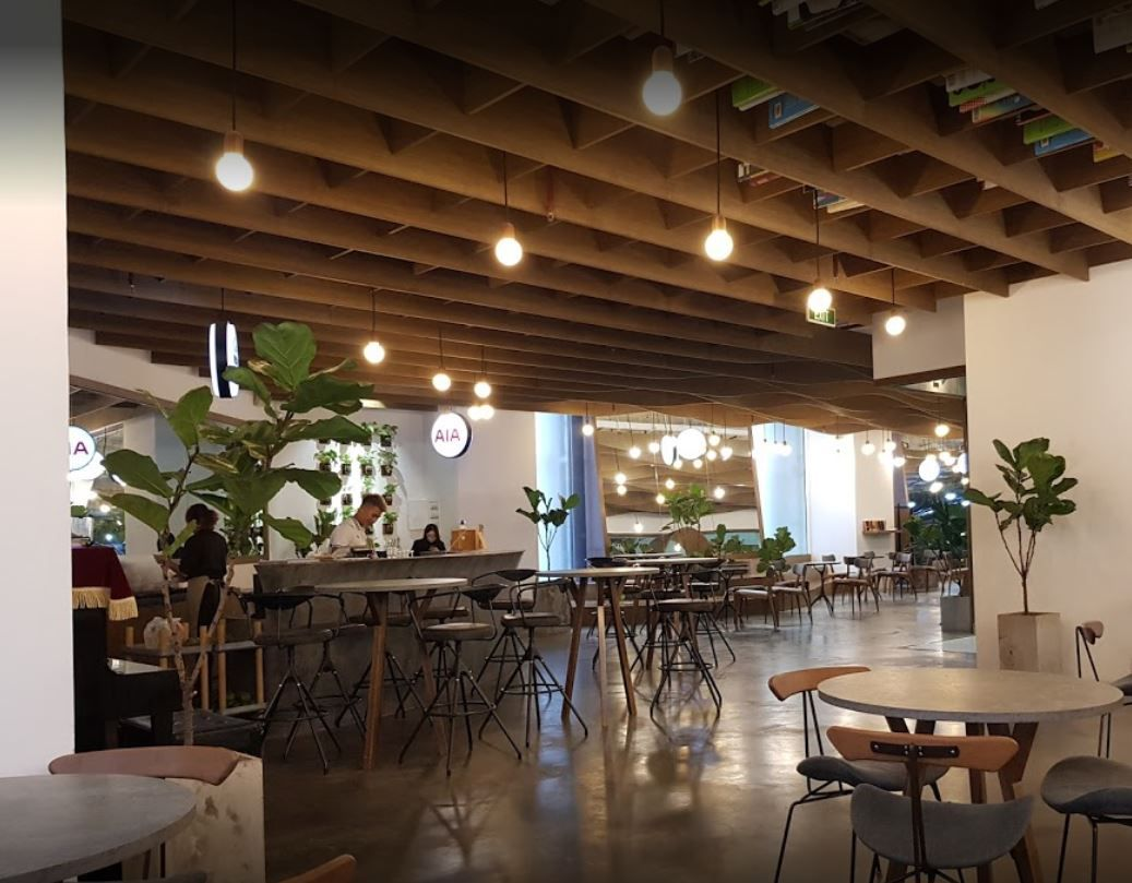 Nest by AIA coffee ha noi 1