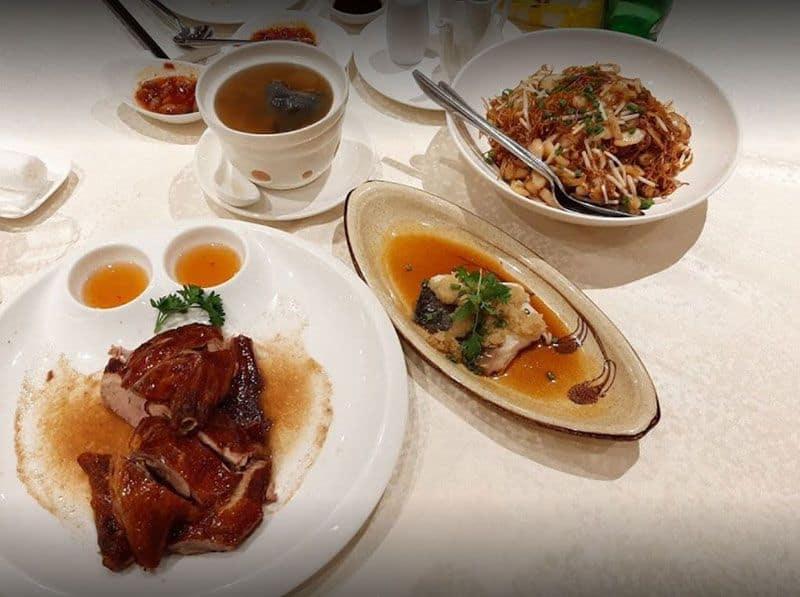 Peach Garden Chinese Restaurant 2