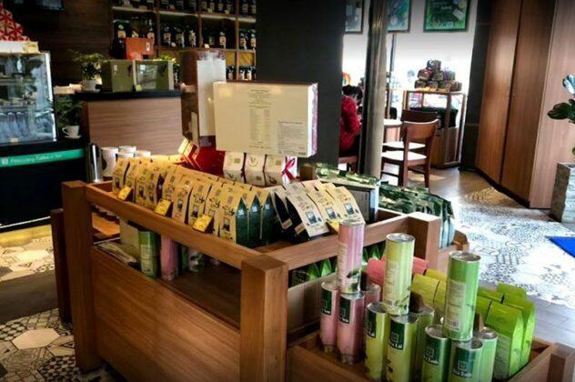 Phuc Long Coffee Tea House 4