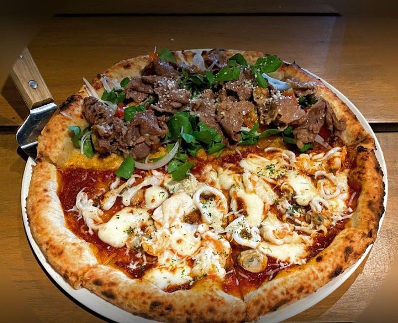 Pizza 4Ps Le Thanh Ton 1