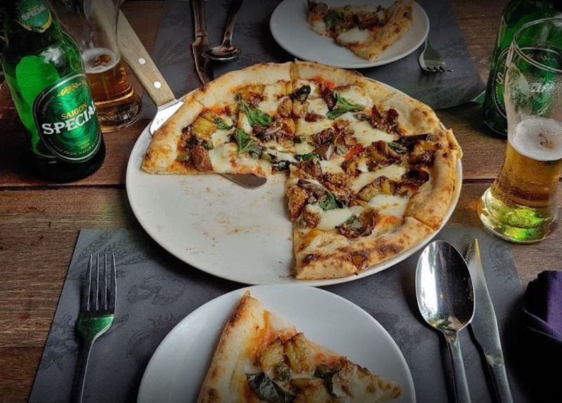 Pizza 4Ps Le Thanh Ton