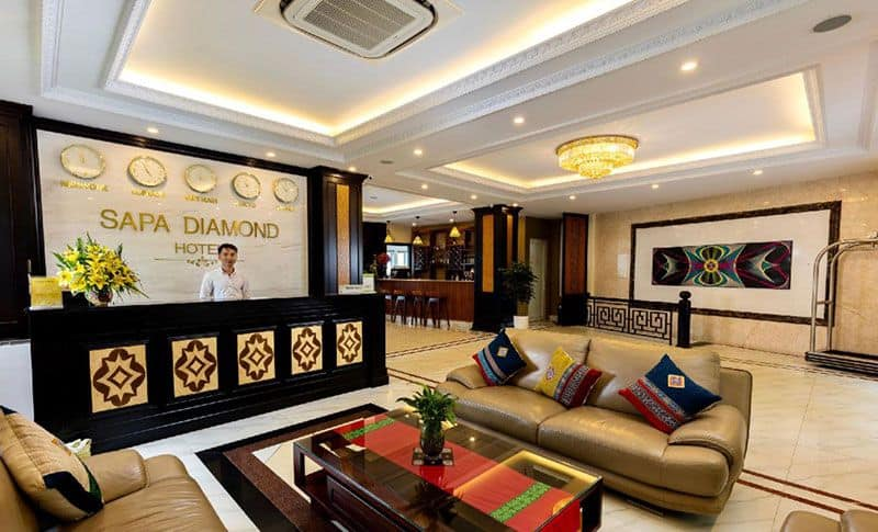 Sapa Diamond Hotel 4