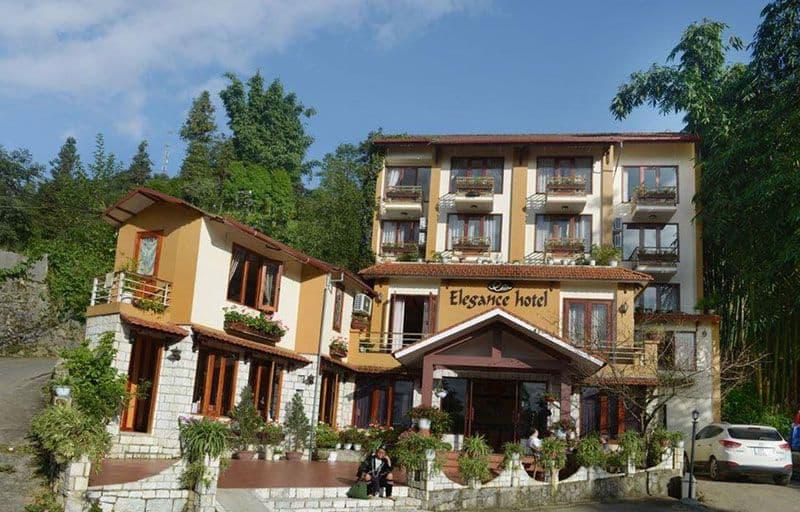 Sapa Elegance Hotel 1