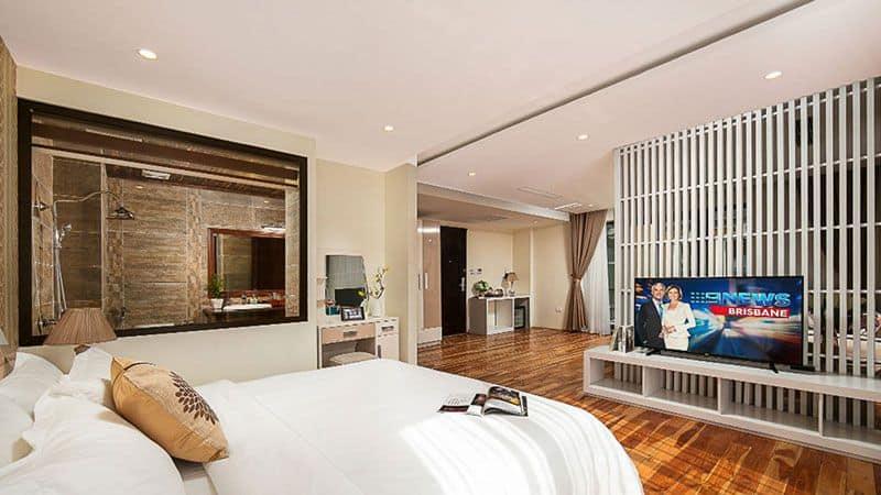 Sapa Green Hotel Spa 2