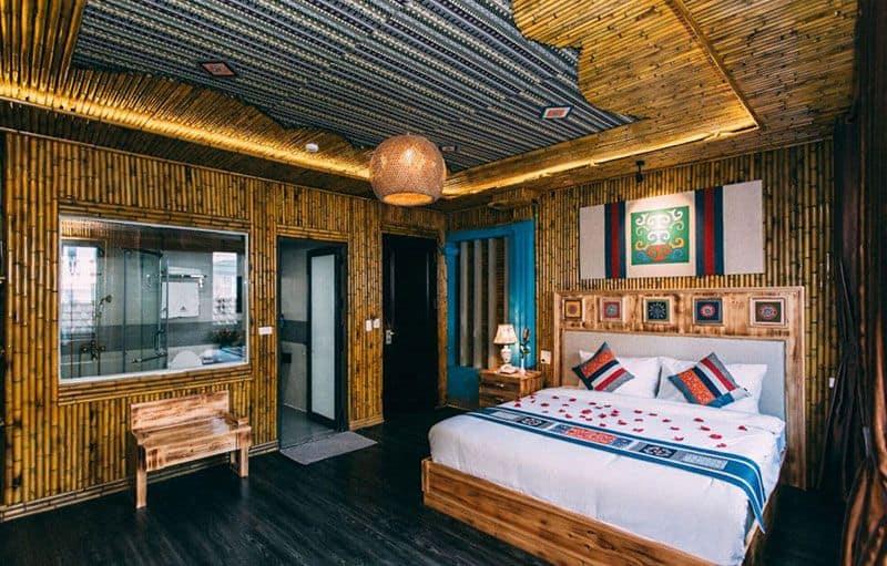 Sapa Natureview Hotel Restaurant 2