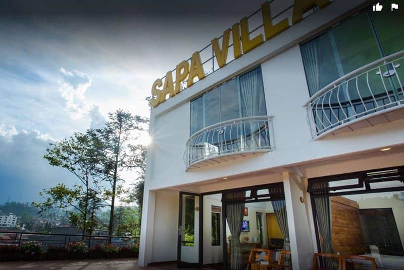 Sapa Village Hotel 1