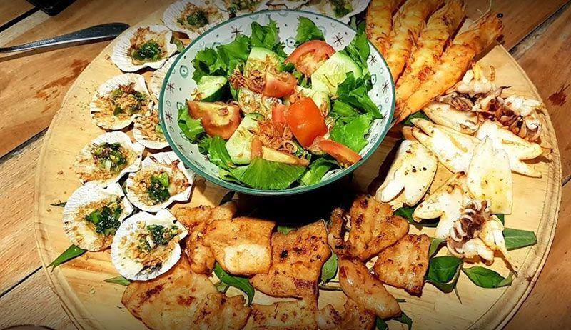 Seafood Restaurant 4