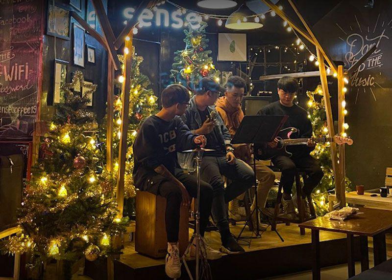 Sense Coffee Acoustic Đà Lạt - Cafe Acoustic Đà Lạt