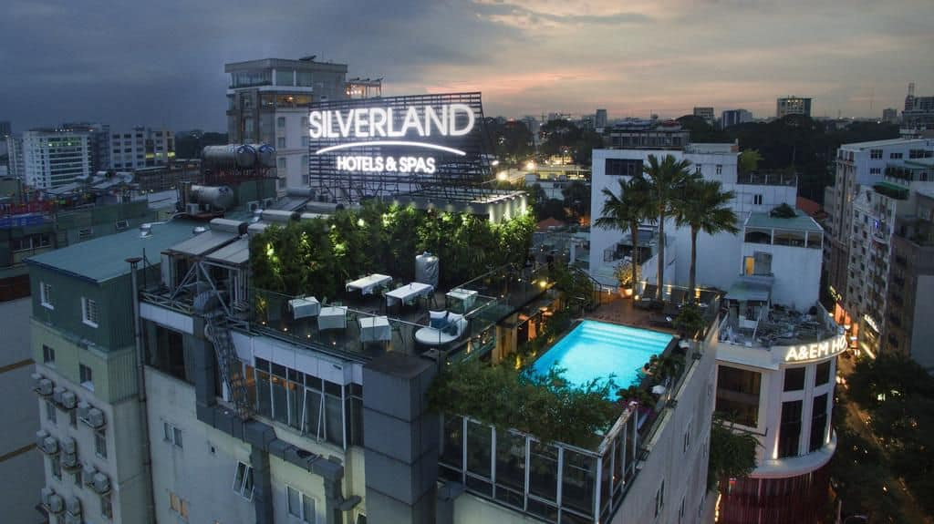 Silverland Hotel Spa 1