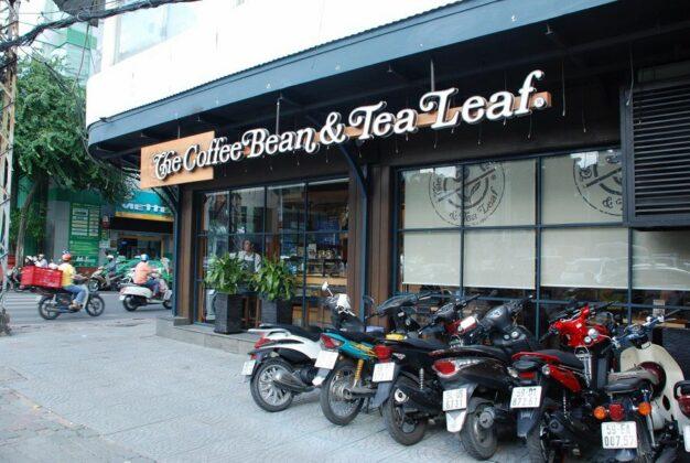 The Coffee Bean Tea Leaf hai ba trung 1