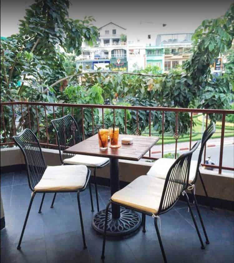 The Coffee House hoa hong 2