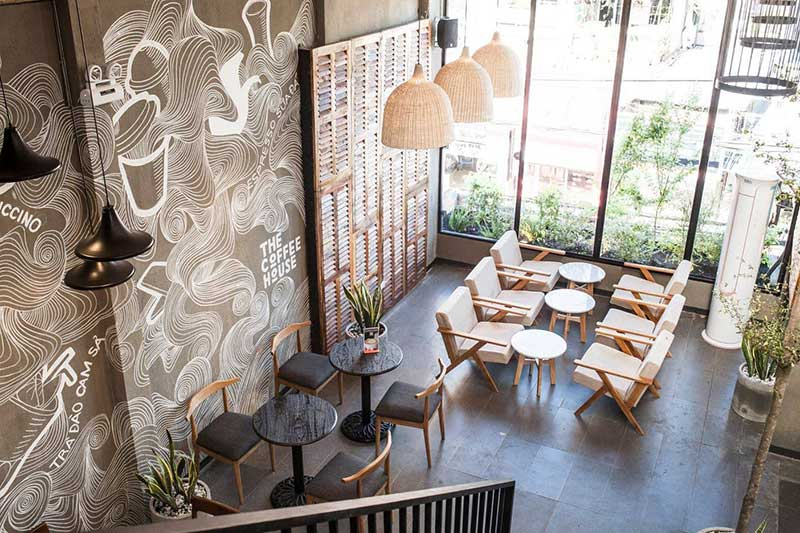 The Coffee House truong chinh 4