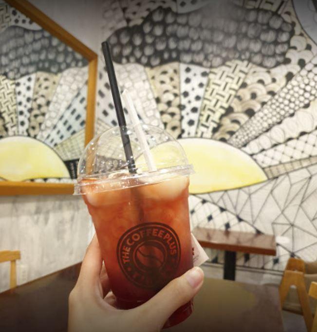 The Coffee Plus quan 4