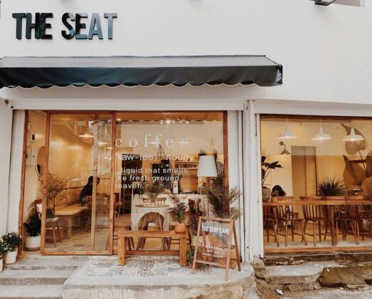 The Seat Cafe le van sy 1
