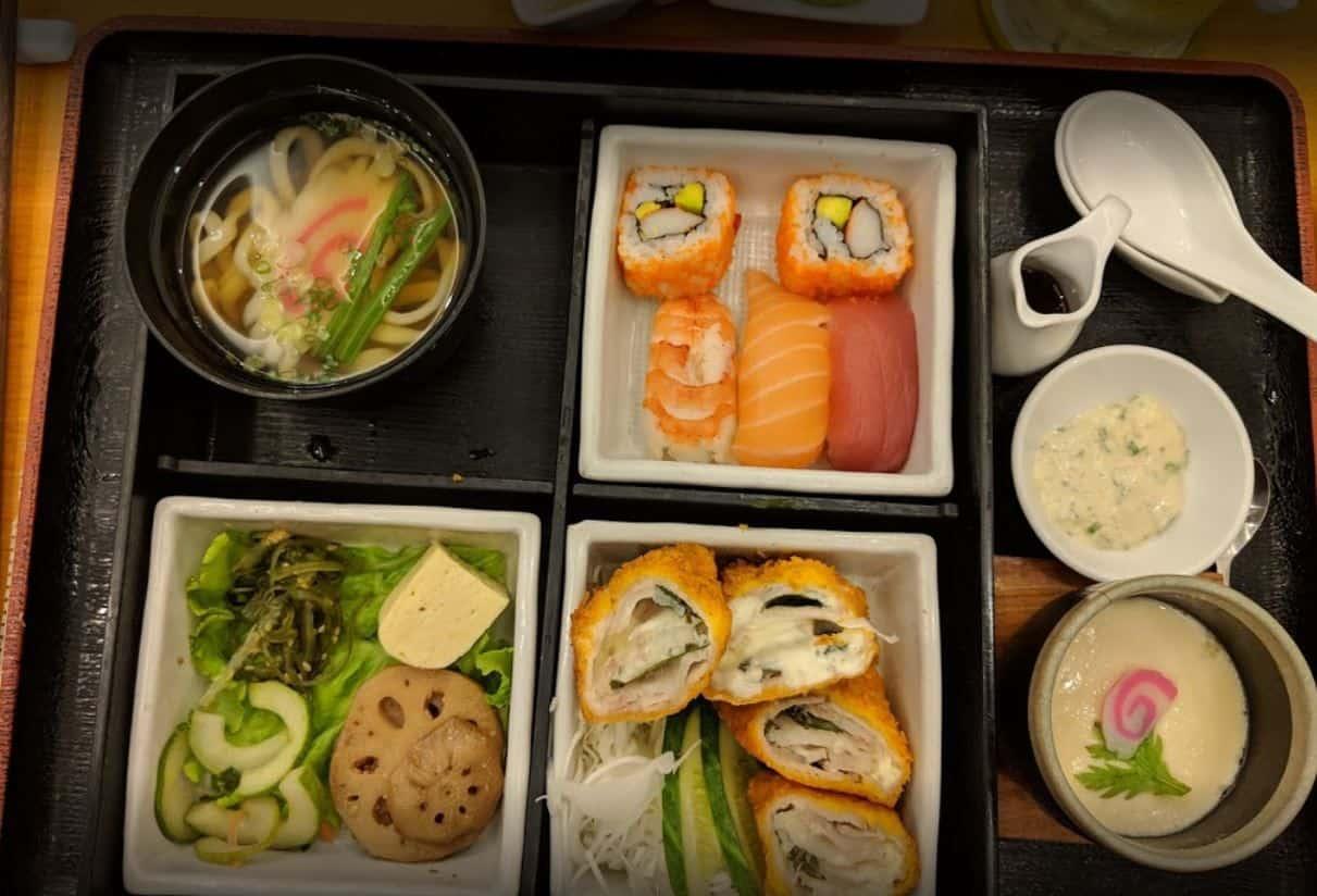 Tokyo Deli phong cach nhat 1