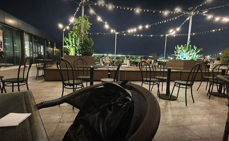 Trill Rooftop Cafe - Quán cafe rooftop Hà Nội