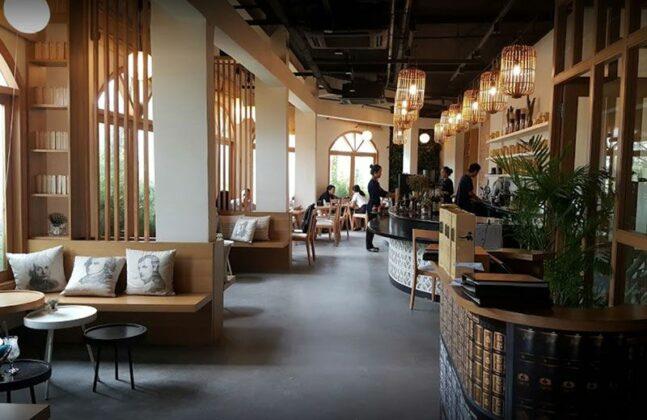 Trung Nguyen Legend Cafe 2