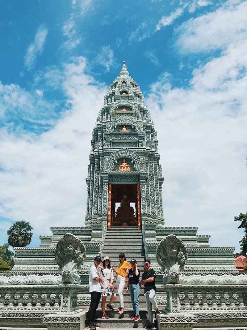 Wat Pătum Wongsa Som Rông 2