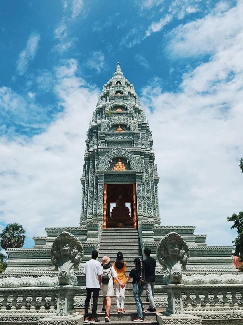 Wat Pătum Wongsa Som Rông 3