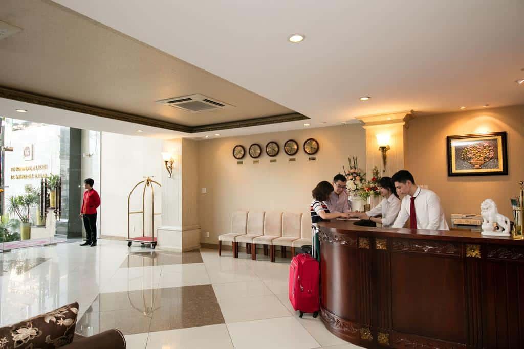 White Lion Hotel 1