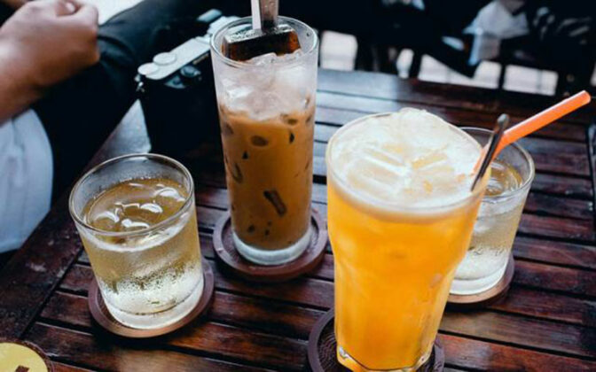 Yesterday Coffee Shop hoa su 3