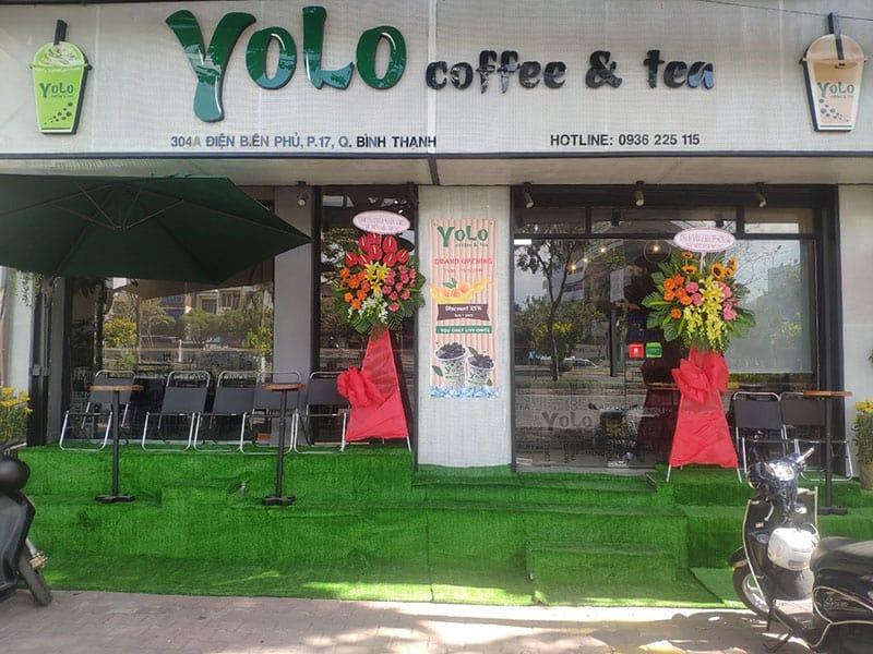 YoLo coffee tea 1