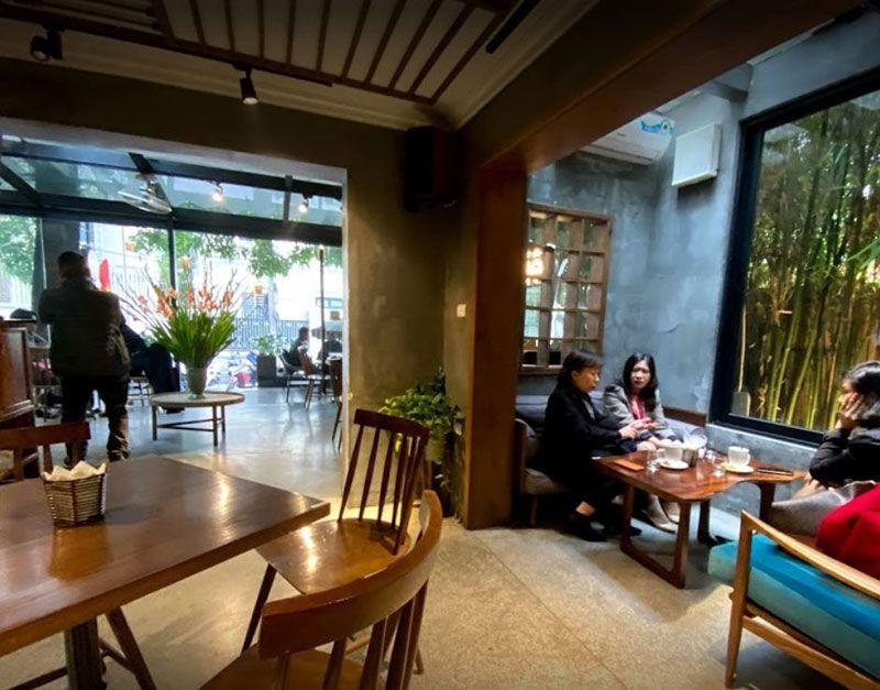 An Nhiên Cafe- Quán cafe Khúc Hạo đẹp