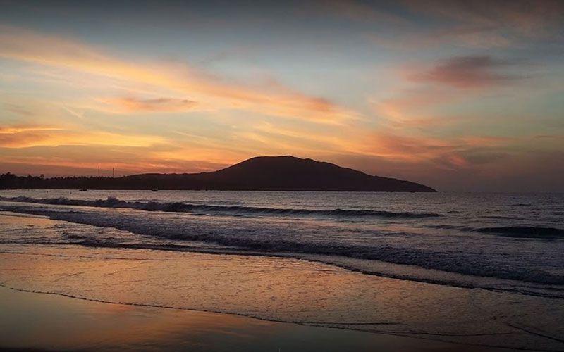 Rực rỡ biển Mũi Né - Du lịch mũi né